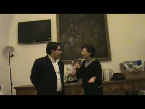 6 FEBBRAIO 2010 video 5 - Licei in musica alla casa di riposo Romanelli
