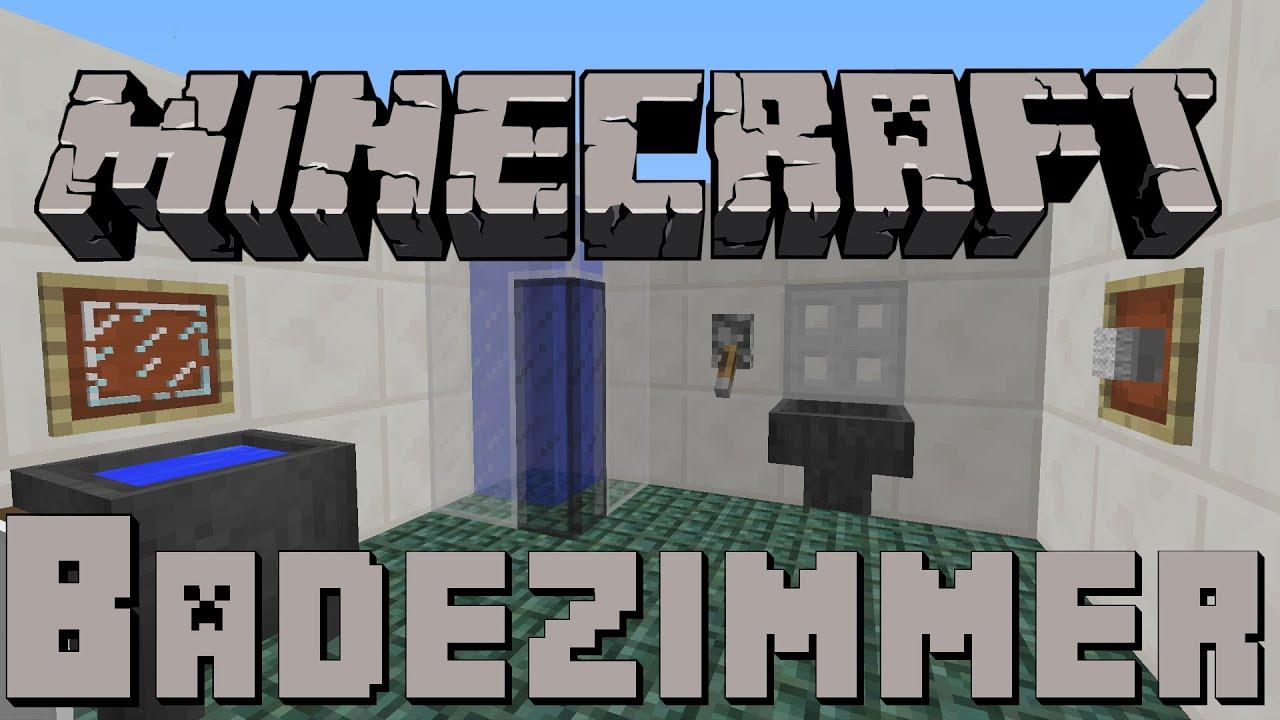 einrichtung 002 badezimmer minecraft 18