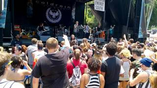 Video Coldrain - The War Is On (Vans Warped Tour 2016, ATL) download MP3, 3GP, MP4, WEBM, AVI, FLV Mei 2018