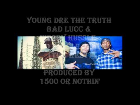 Cheah Bah TV: Episode #2 - Young Dre The Truth Bad Lucc & Nipsey Hussle-Bad Hussle Truth (The West)