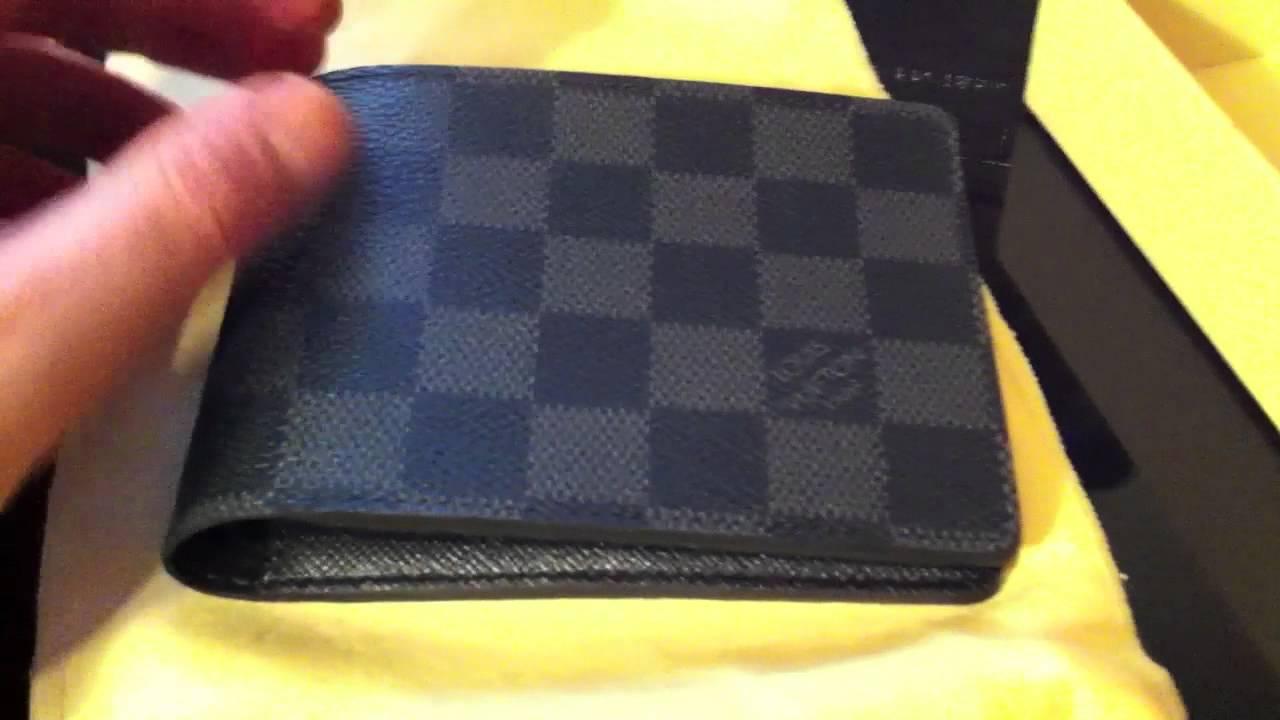 Louis Vuitton Damier Canvas Wallet