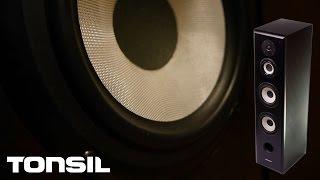 Tonsil Maestro S - Recenzja kolumn głośnikowych Made in Poland