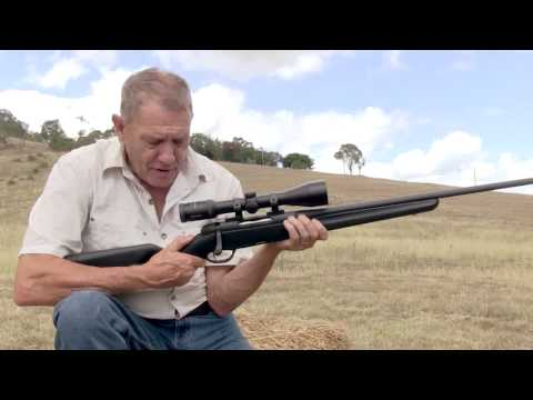 David Ireland - Steyr Pro Hunter Review STEYR-MANNLICHER