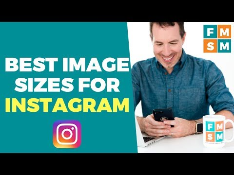 Best Images Sizes For Instagram