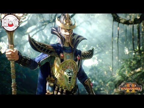 Total War Warhammer 2 Announced!