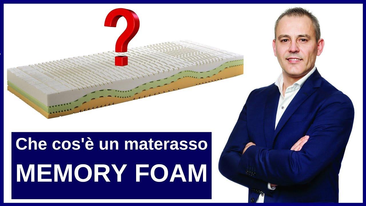 Vantaggi E Svantaggi Dei Materassi In Memory Foam Youtube