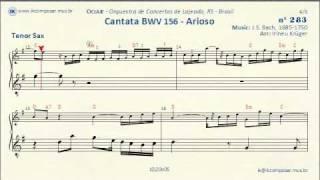 283 - Cantata BWV 156 J.S.Bach - (Tenor Sax)