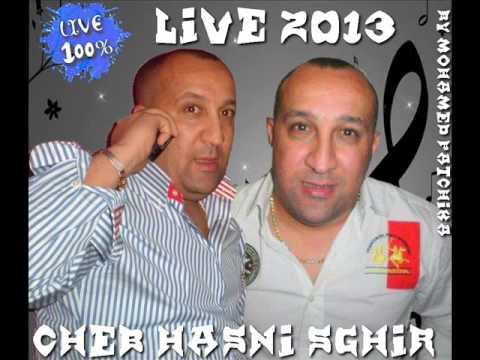 Cheb Hasni Sghir Manwalich M3ak Live 2013 éXcLu
