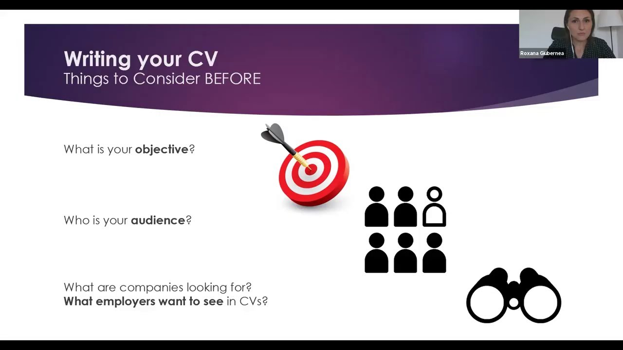 Public Lecture: How to Accelerate Your Career and Master Your CV and Interviews Like a Professional