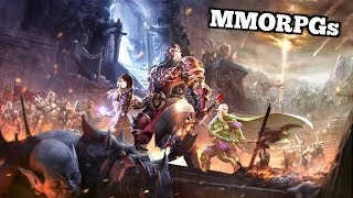 Top 10 Best MMORPGs 2018, for iOS & Android