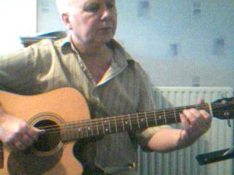 Caledonia (Dougie Maclean lesson); Standard tuning with \