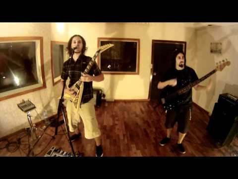 GEODA - Organic Death Metal (First Rehearsal) SONG: PERSONAL REVOLUTION