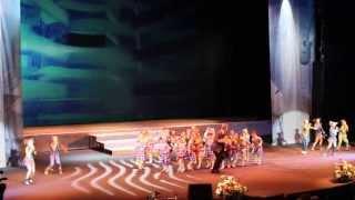 анс.Детки (ЭЦ Апельсин) танец