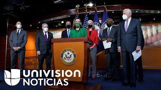 La Cámara de Representantes aprueba el paquete de estímulo económico que incluye cheques de $1,400