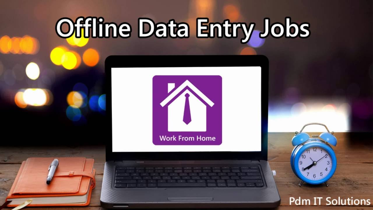 data entry jobs from home wolverhampton