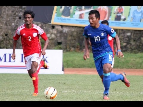 FULL MATCH: Bangladesh vs India - SAFF Championship 2013