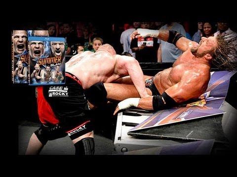 WWE SummerSlam 2012 DVD Review