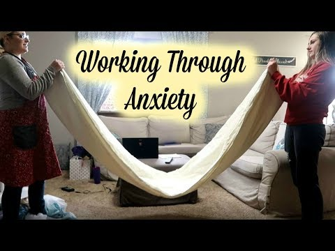 Working Through My Anxiety - Tidy & Declutter With Me