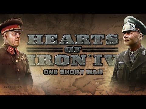 HoI IV - World War Wednesday - One short war