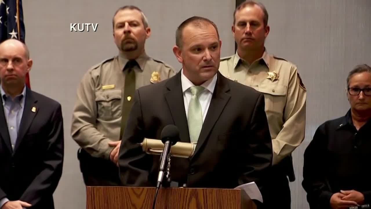 Download Officials provide update on Gabby Petito case | Sunday, September 19, 2021