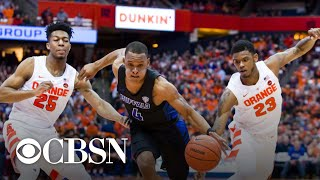 Previewing the NCAA men's basketball tournament