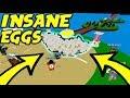 I found a glitch -Egg farming sim Roblox-