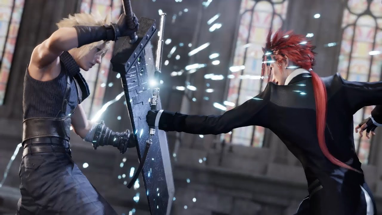 FINAL FANTASY VII REMAKE for TGS 2019