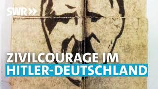 Zivilcourage im Nationalsozialismus