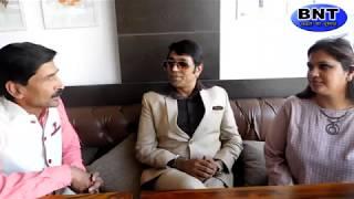 Jaipur Couture Show 2019 - Mohit Falod, Celebrity Fashion Designer| Bharat News Tv  Prime