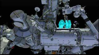 Briefing: International Space Station U.S. EVA 48