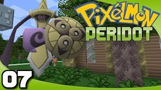 Pixelmon: Peridot - Ep  2: Cave of Doom! | Single-Player Adventure