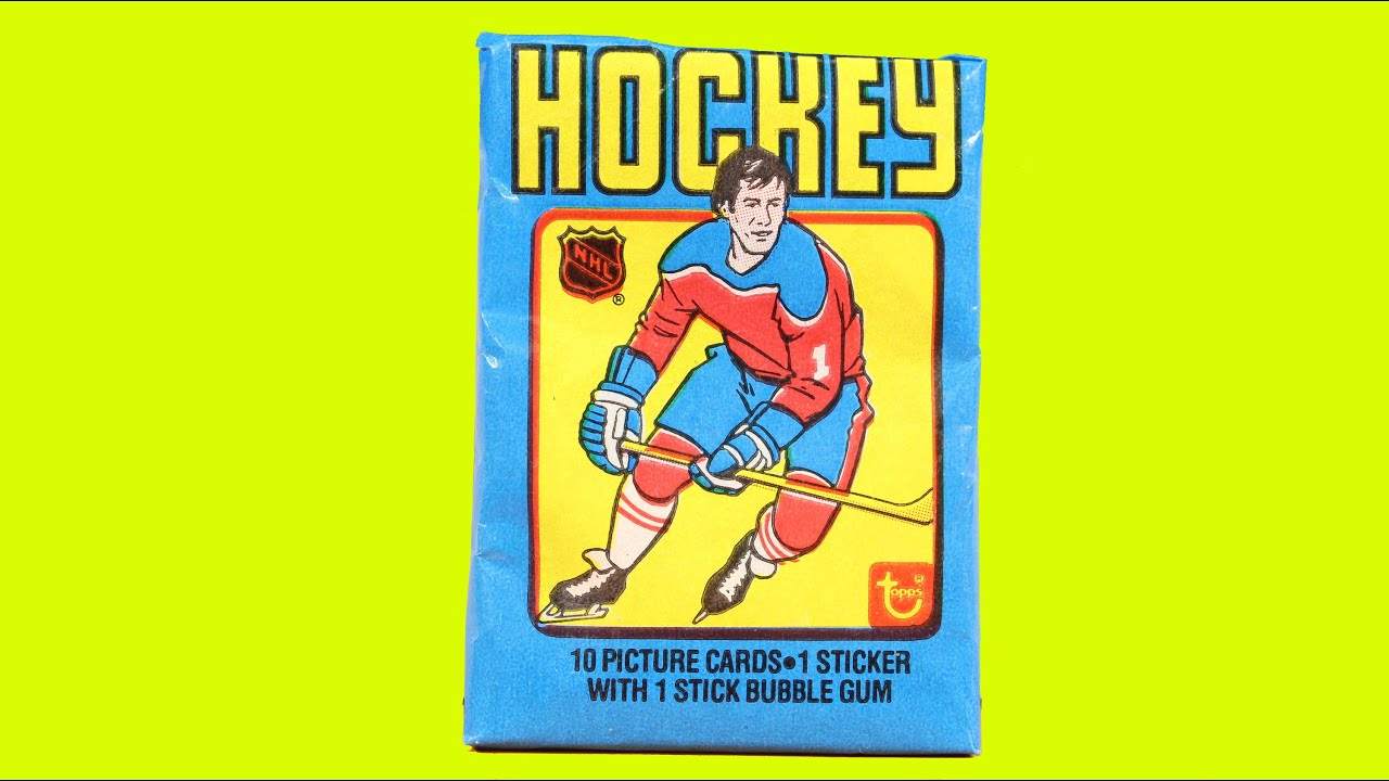 1979 80 Topps Nhl Hockey Card Wax Pack Authentic Opening Break Possible Wayne Gretzky Rookie