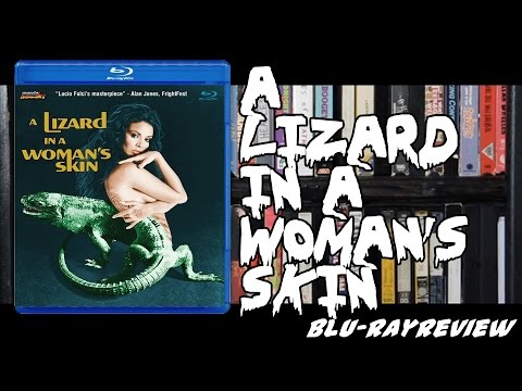 A Lizard In A Woman's Skin Blu-ray Review