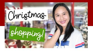 Christmas Shopping + Giveaway | Lexy Rodriguez