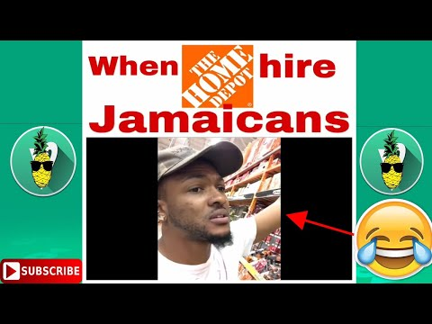 WHEN YOU HIRE A JAMAICAN PART #1