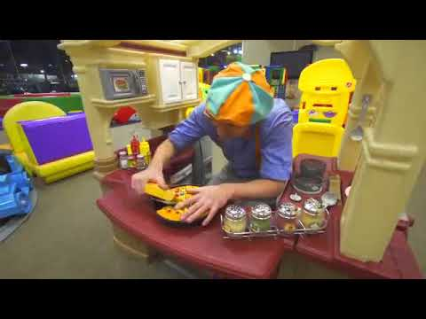 Videos for Toddlers with Blippi  Learn Colors and Numbers for Children