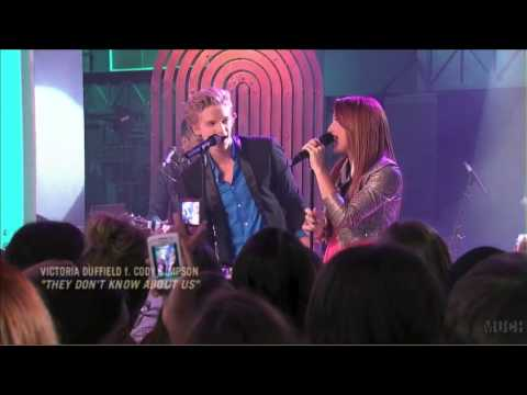 cody simpson and victoria duffield are they dating