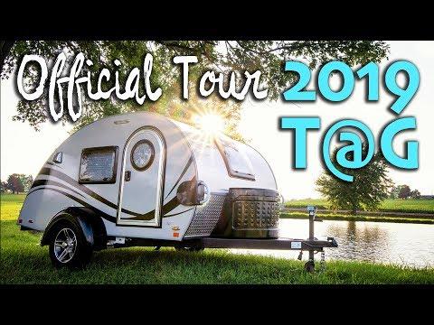 2019 T@G Trailer: Official Tour at nüCamp Factory