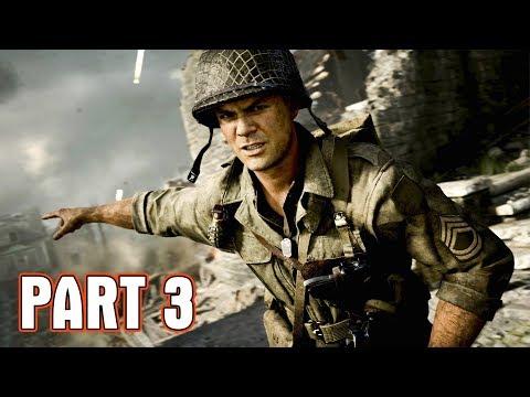 Call of Duty WWII #3 : Kar98 bắn tỉa quân phát xít Đức