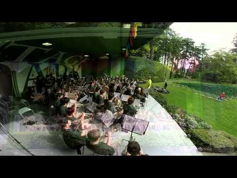 Kentridge High School Victoria Day Concert in the Park Fanfare 2015