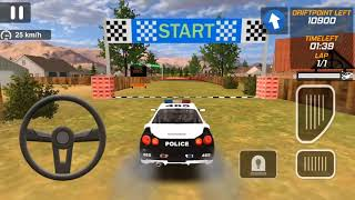 Police Drift Car Driving Simulator (New Super Car Police) Android/ios Gameplay 2018 #4