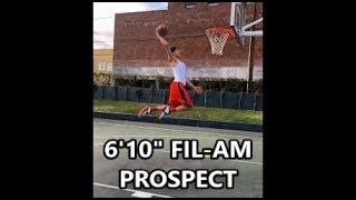 Carl Lane III: 6'10