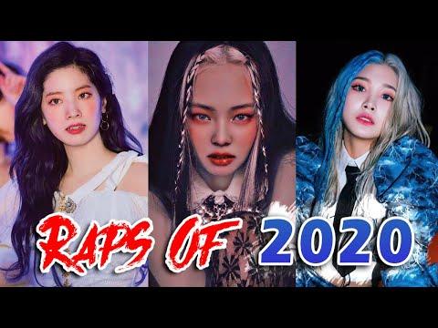 Rap Group KPOP Gadis Terbaik Tahun 2020 - Itu Membuat Saya Terguncang