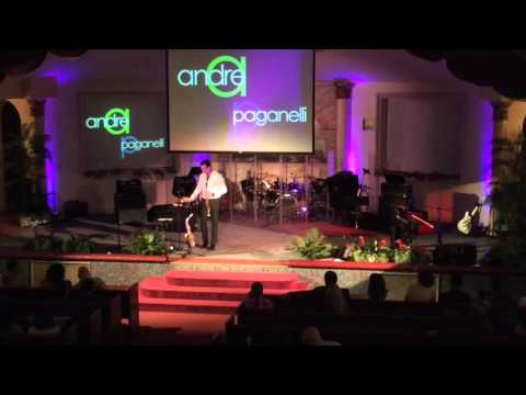 Andre Paganelli in Concert at Trinity Church