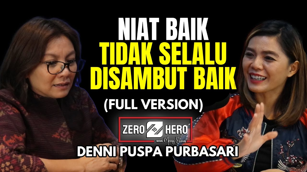 DENNI PUSPA PURBASARI : JATUH BANGUN DEMI PROGRAM KARTU PRAKERJA (ZERO TO HERO FULL VERSION)