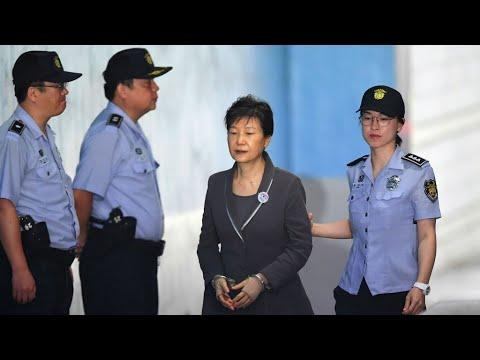 South Korea: Former president Park sentenced to 25 years in prison
