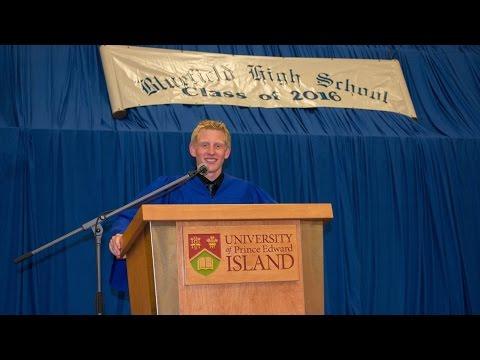 Bluefield High School Class of 2016 Valedictorian Address