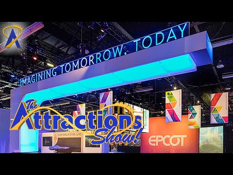 The Attractions Show - D23 Expo 2019; Disney On Ice Preview; Latest News