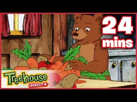 Little Bear - Birthday Soup / Polar Bear / Gone Fishing - Ep. 2