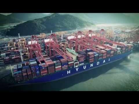 Hyundai Merchant Marine PR Video  2015